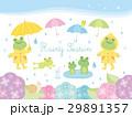 梅雨イラスト 29891357