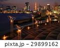 都市風景 夜景 都会の写真 29899162