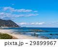 白浜海岸 海 海岸の写真 29899967