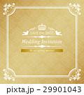 ウェディング ビンテージカード 29901043