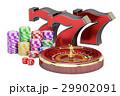 Casino, gambling and jackpot concept. 3D rendering 29902091