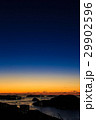 女神大橋 大橋 夕景の写真 29902596
