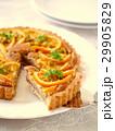 タルト オレンジとヘーゼルナッツクリームのタルト 洋菓子の写真 29905829