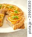 タルト オレンジとヘーゼルナッツクリームのタルト 洋菓子の写真 29905830