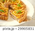 タルト オレンジとヘーゼルナッツクリームのタルト 洋菓子の写真 29905831