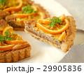 タルト オレンジとヘーゼルナッツクリームのタルト 洋菓子の写真 29905836