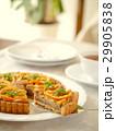 タルト オレンジとヘーゼルナッツクリームのタルト 洋菓子の写真 29905838