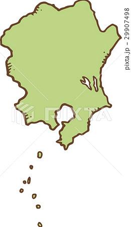 日本地図,関東地方