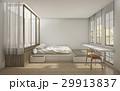 ベッド 寝台 寝床のイラスト 29913837