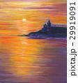 日の出 大王崎の朝日 灯台スケッチ 29919091