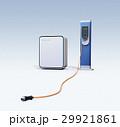 電気自動車 EV 充電スタンドのイラスト 29921861