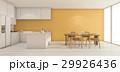 テーブル キッチン 厨房のイラスト 29926436