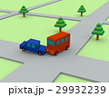事故 交通事故 正面衝突のイラスト 29932239
