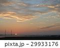 夕日 日没 夕焼け 29933176