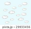 雲の背景 29933456