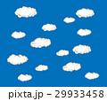 雲の背景 29933458