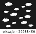 雲の背景 29933459