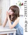 若い女性 ヘアスタイル 29933774