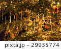 クリスマス クリスマスツリー イルミネーションの写真 29935774