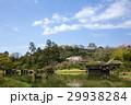 玄宮楽々園から見る春の彦根城 29938284