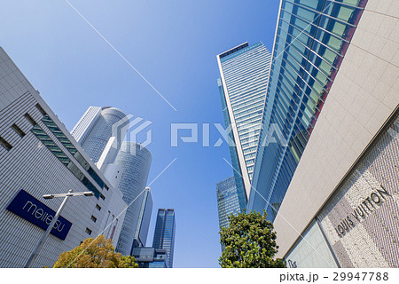 名古屋駅前都市風景 JRセントラルタワーズ ミッドランドスクエア 29947788