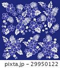 植物 花 花柄のイラスト 29950122
