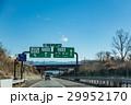 中央自動車道を走行中 双葉ジャンクション 29952170