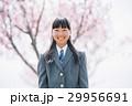 女の子 入学 新入生の写真 29956691