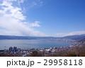 諏訪湖 29958118
