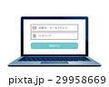 ノートパソコン 29958669