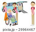福祉車両と高齢者 29964467