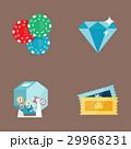 ベクトル カジノ カジノののイラスト 29968231