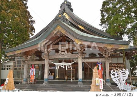 秋田散歩:三吉神社総本宮 29977205