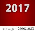 2017 年 年間のイラスト 29981083