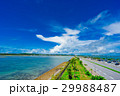 沖縄県 沖縄 海中道路の写真 29988487