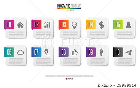 Infographics design template 29989914