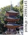 【旧国宝・現重要文化財】小山寺(富谷観音)三重塔 29991145