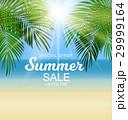 夏 販売 セールのイラスト 29999164