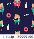ねこ ネコ 猫のイラスト 29999190