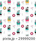 ねこ ネコ 猫のイラスト 29999200