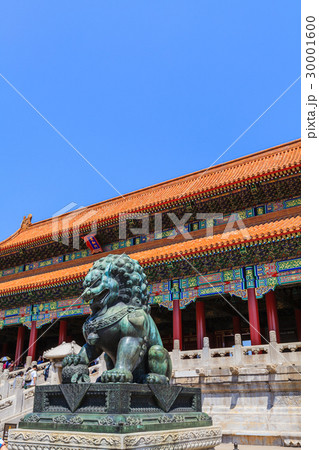 The Gate of Supreme Harmony, Forbidden City 30001600