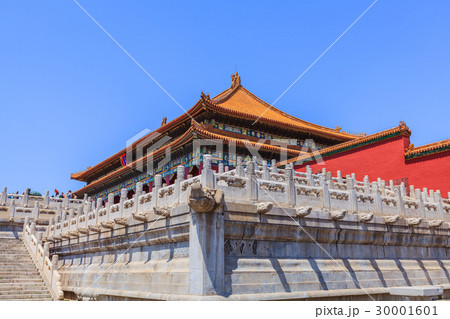 The Hall of Supreme Harmony side view 30001601