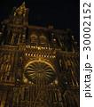 ストラスブール大聖堂の夜景 30002152