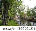 フランスの公園と運河 30002154