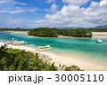 石垣島 川平湾 沖縄の写真 30005110