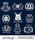擁護 弁護士 シホウのイラスト 30005882