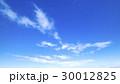 青空 空 雲の写真 30012825