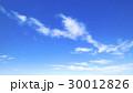 青空 空 雲の写真 30012826