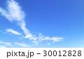 青空 空 雲の写真 30012828