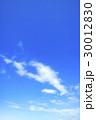 青空 空 雲 春の空 背景 背景素材 4月 コピースペース 30012830